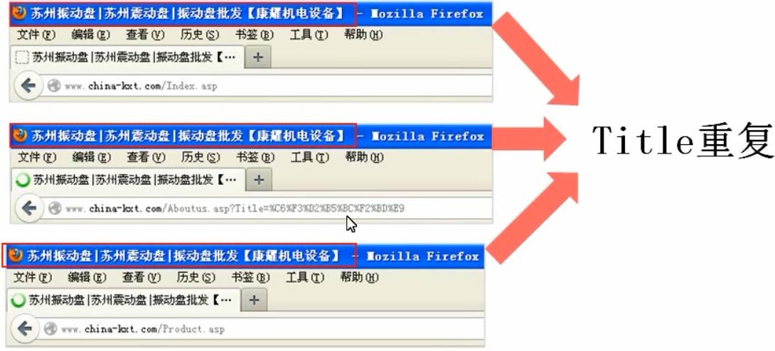 网站TDK标签优化