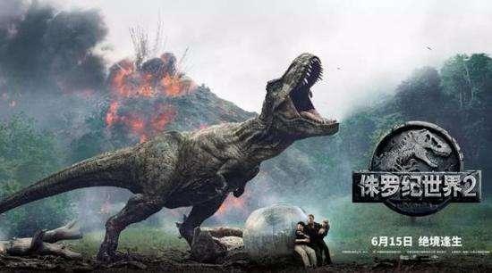 2018年8月《侏罗纪世界2》美版中字超清