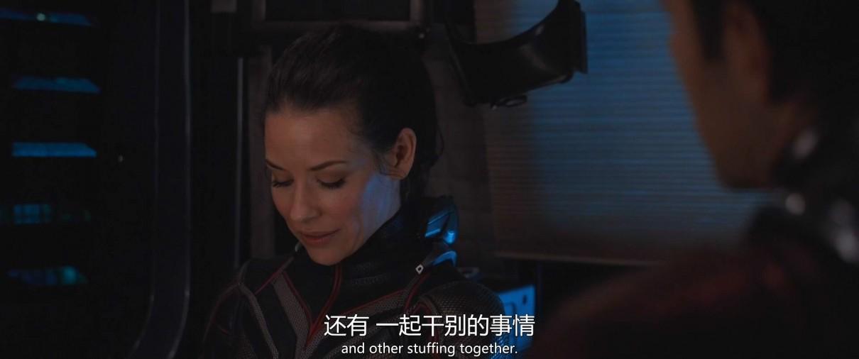 2018年10月《蚁人2黄蜂女现身》超清中字